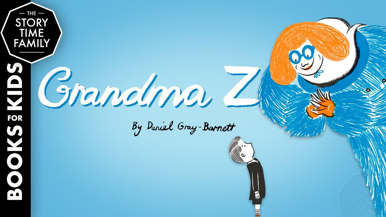 Grandma Z | An Epic Adventure with an Unexpected Guest