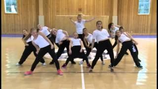 Disney Hip Hop Dance Choreography