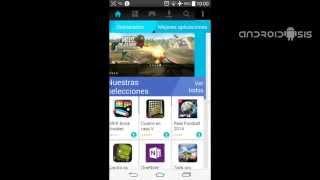 [APK] La tienda de aplicaciones de Nokia funcionando en cualquier Android 4.1 o superior