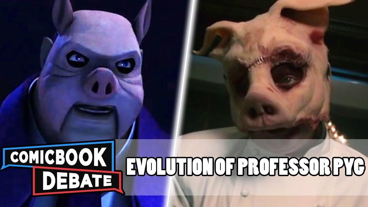 Download Evolution of Professor Pyg in All Media in 4 Minutes (2019)