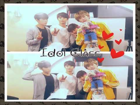 [150504] Kpoppin - Dino, Heecheon and Ooon Idol English Class 11:  Ideal Types (audio)