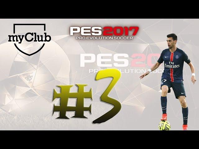 PES 2017 myClub #3 - PACK BALL OPENNING - Primeiro empresário da Champions League