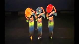 港九潮州公會中學 第43屆全港公開舞蹈比賽-三人舞