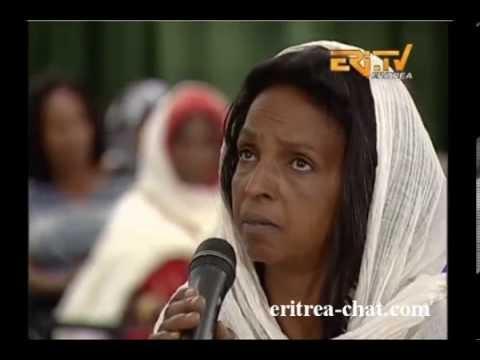 ኤርትራ Eritrean Interview About Martyr Mikele Meles - Eritrea TV