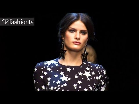 Models - Isabeli Fontana & Candice Swanepoel - 2011 Fashion Week | FashionTV - FTV