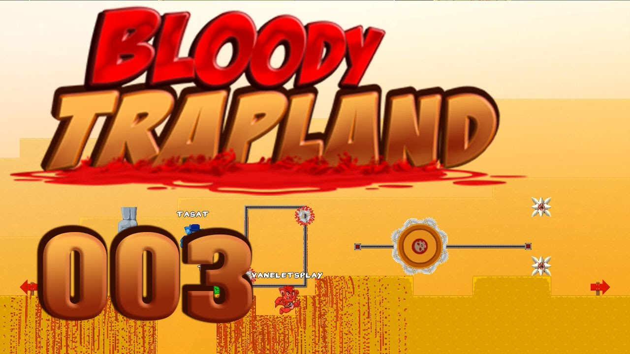 how to play bloody trapland online