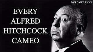 Every Alfred Hitchcock Cameo