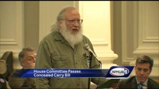 house committee passes concealed carry bill