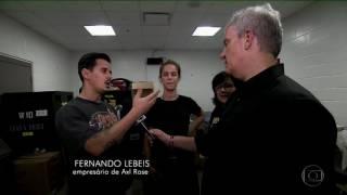 Guns N' Roses - Matéria Fantástico (04/09/2016)