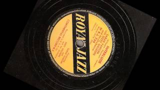 Sarah Vaughan and Dizzy Gillespie -- Interlude -- 78 rpm (A Night in Tunisia) (1944)