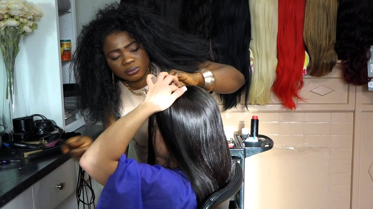 Hair Extensions For Fine Thin Hair Youtube