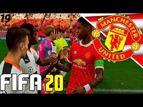 FIFA 20 | КАРЬЕРА ЗА МАНЧЕСТЕР ЮНАЙТЕД |#19|- СЕРЬЕЗНЫЕ СОПЕРНИКИ!!