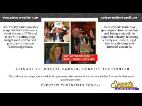 Why Your Best Investment in a Fundraiser Event is a Professional Auctioneer - Partager Auction