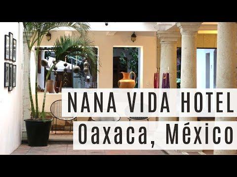 Oaxaca de Juárez (Nana Vida Hotel Boutique)