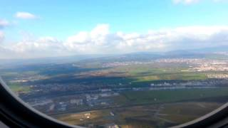 Frankfurt, GERMANY Airport Take off