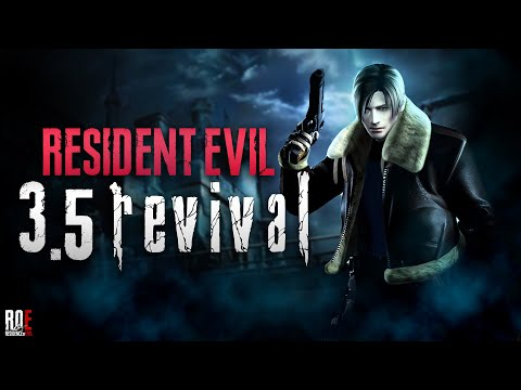 RESIDENT EVIL 3.5: REVIVAL || FIRST LOOK & GAMEPLAY | NEW RE Fan Game