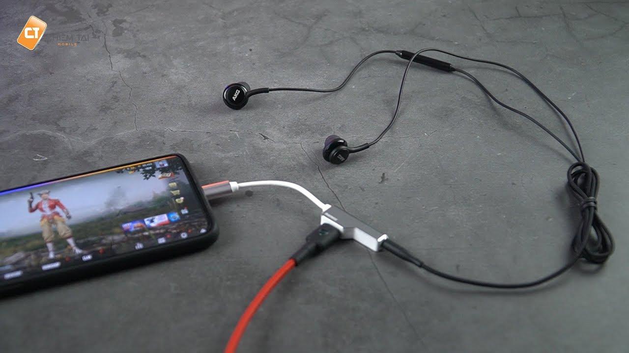 Cáp Chuyển Lightning và Type-C Vừa Sạc Vừa Cắm Tai Nghe Cho Mọi Máy Android và iPhone!