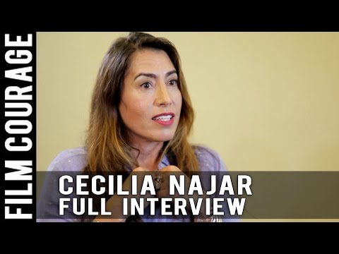 A Spiritual Guide To A Screenwriting Career - Full Interview with Cecilia Najar