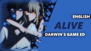 "ENGLISH Darwin's Game Ending - ""Alive"" 