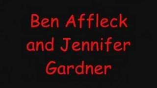 Matthew Fox,Ben Affleck and Jennifer Gardner