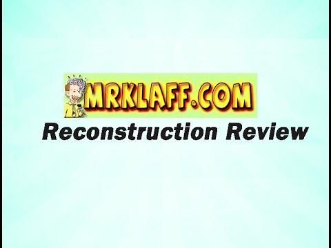 Reconstruction Review Lesson - APUSH - Mr. Klaff