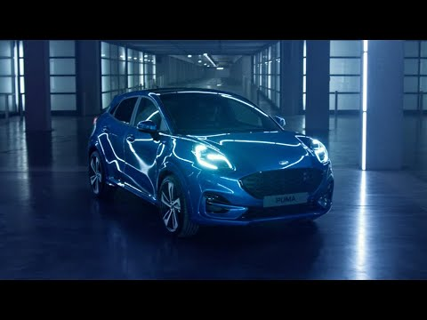 2019 Ford Puma subcompact crossover revealed