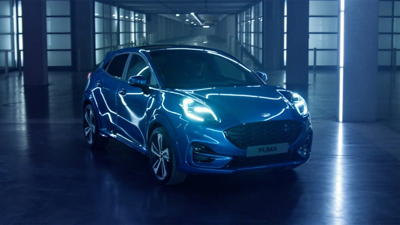 Youtube Video: The new Ford Puma has arrived