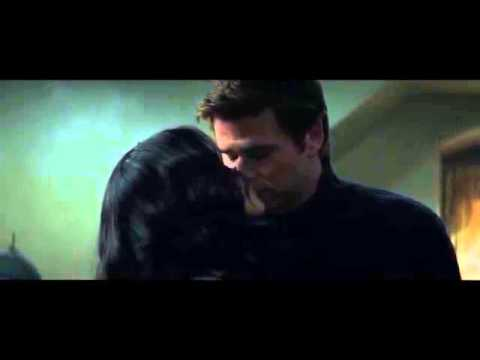 The Hunger Games: Mockingjay Part 1 - Katniss Kisses Gale