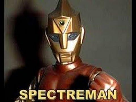 serie spectreman