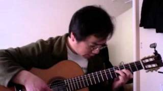 by Yumi Matsutoya http://sketch3.jp/eng/ Guitar: Jose Ramirez 125 E...