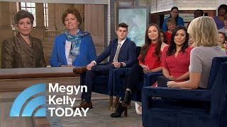 Senators And Athletes Speak Out About Larry Nassar's Abuse | Megyn Kelly TODAY
