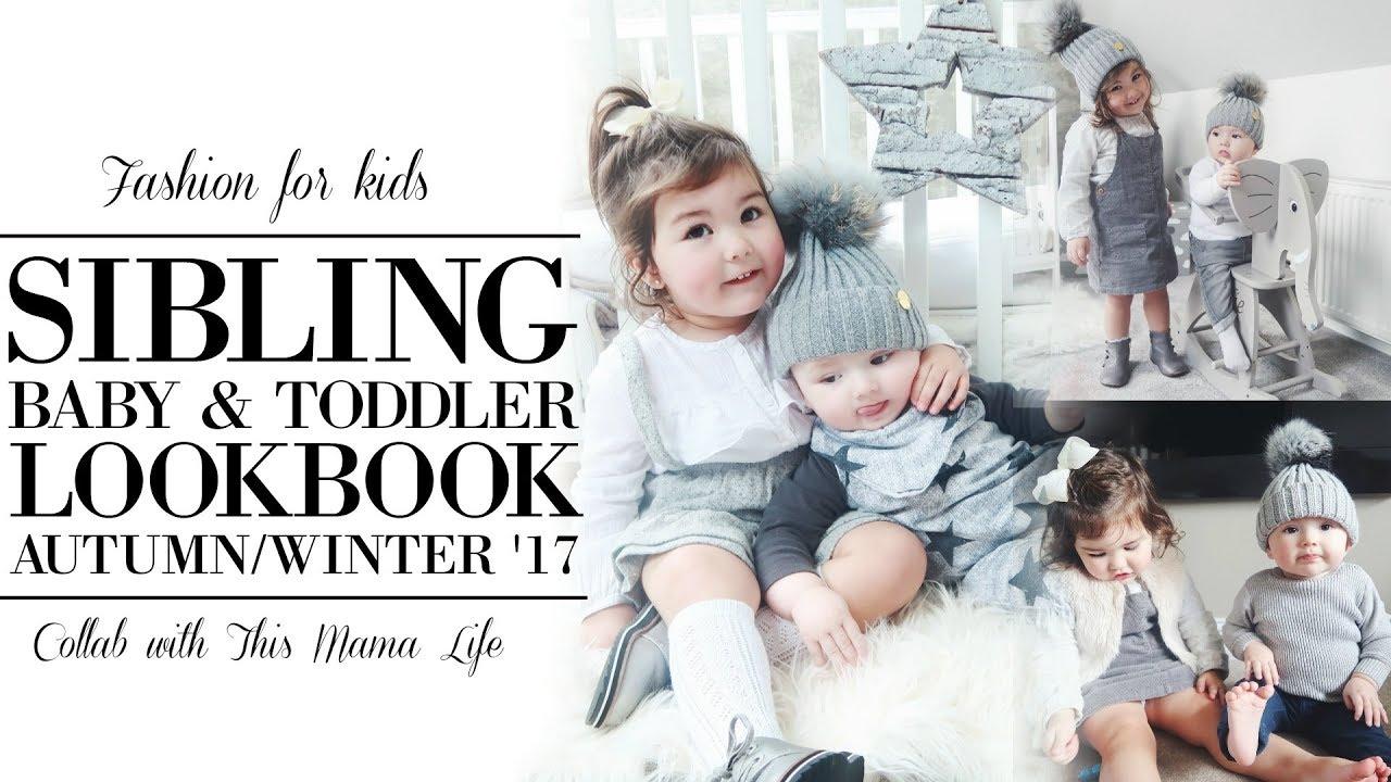 [VIDEO] - TODDLER & BABY FASHION LOOKBOOK   AUTUMN/WINTER 2017 7