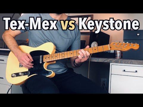 Pickup Comparison: Tex-Mex Vs Keystone