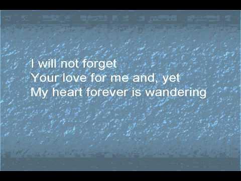 Thy Word (with lyrics) - YouTube