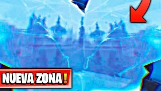 NEW SECRET AREA THE CASTILLO WITH NIEVE in FORTNITE: Battle Royale SEASON 7