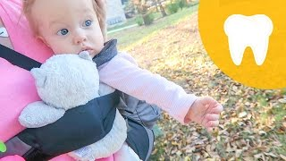 TEETHING IS NO FUN! | thepflederers