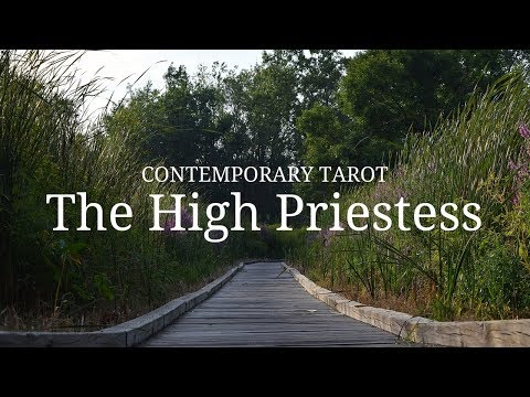 The High Priestess in 6 Minutes