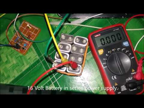12 Mhz Crystal Oscillator / Resonator Frequency Circuit