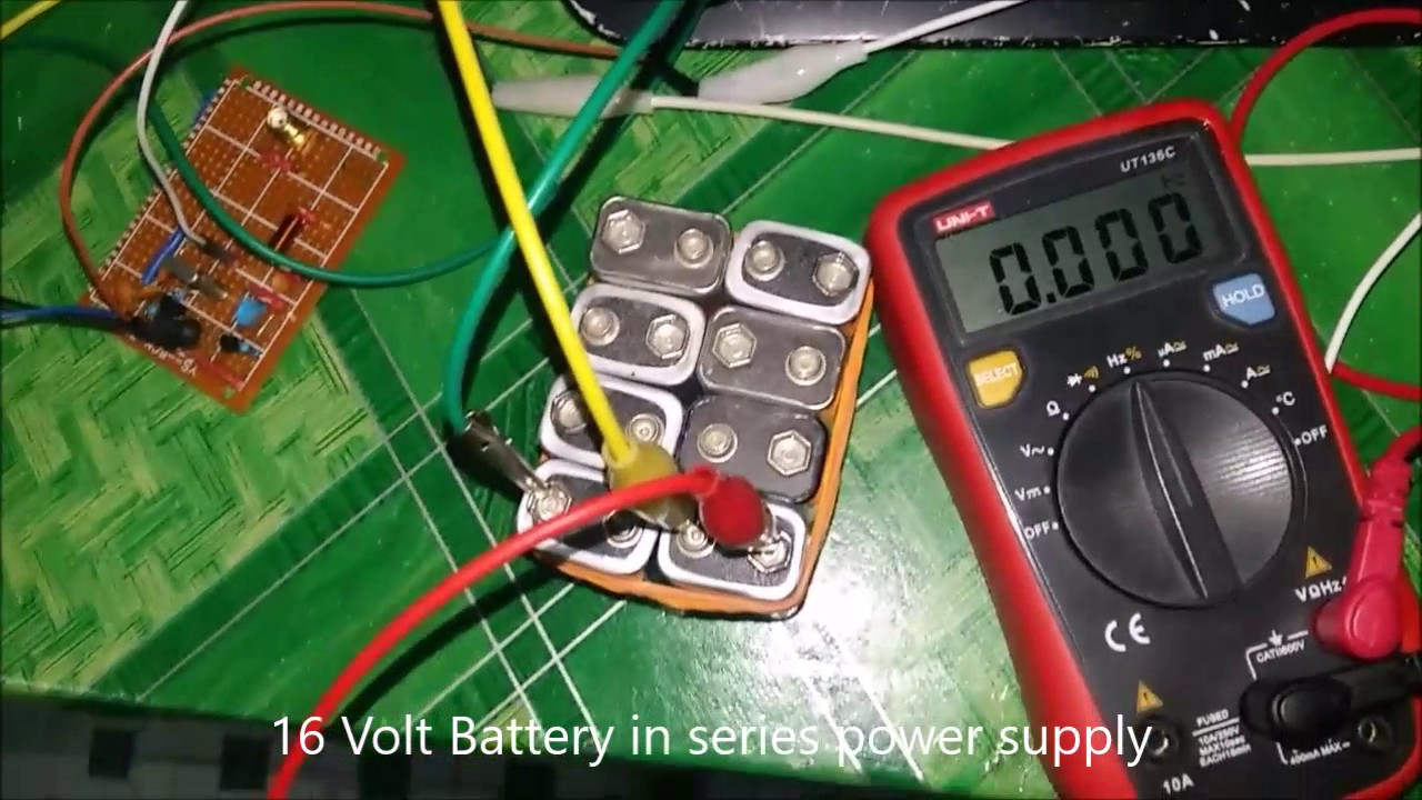 How To Power 12 Mhz Crystal Oscillator Resonator Frequency Circuit