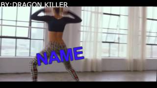 FREE intro template be Dragon Killer #2 SVP 11,12,13 ( Twerk Style )