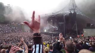 Rammstein Intro+Ramm4 Live in Berlin (8.7.2016)