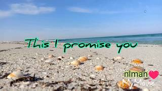 Videoke by nlman - This I Promise You [ Lyrics ] - Shane Filan