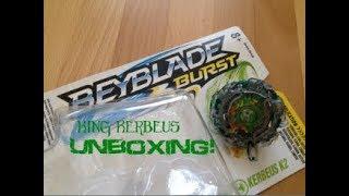 King Kerbeus K2 unboxing! ~BEYBLADE BURST