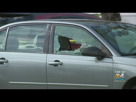 Two People Shot Outisde NW Miami-Dade Elementary School