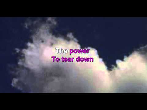 For The Lord Is My Tower-(karaoke)