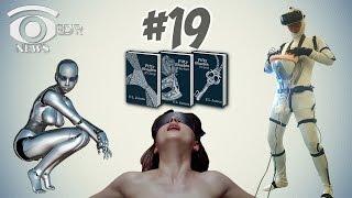 #19 Новости виртуальной реальности: обзор новинок игр и гаджетов. #3Dnews