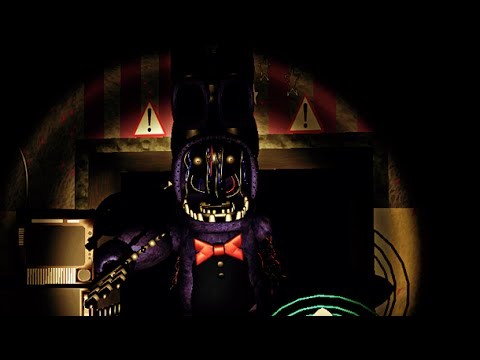 Overnight 2 withered bonnie test ai youtube