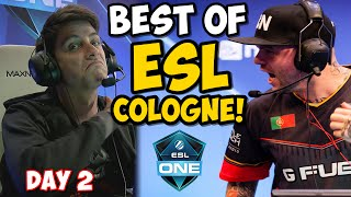 ESL COLOGNE 2016 - Funny Moments & Highlights! (DAY 2)