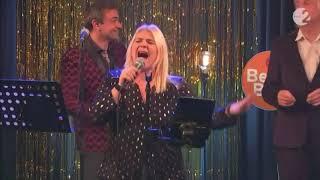 Sandra Kim - Let it snow Live Béné Béné (Radio 2)