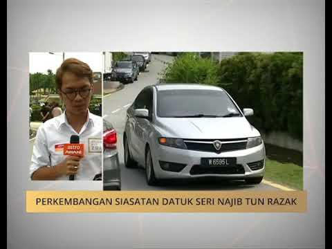 Perkembangan siasatan Datuk Seri Najib Tun Razak